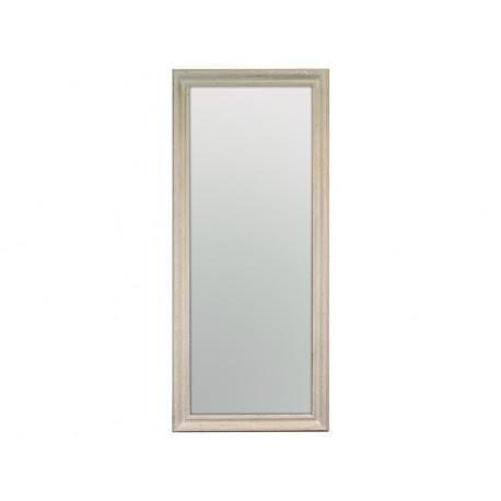 Eleganckie lustro kremow rama 80x180cm
