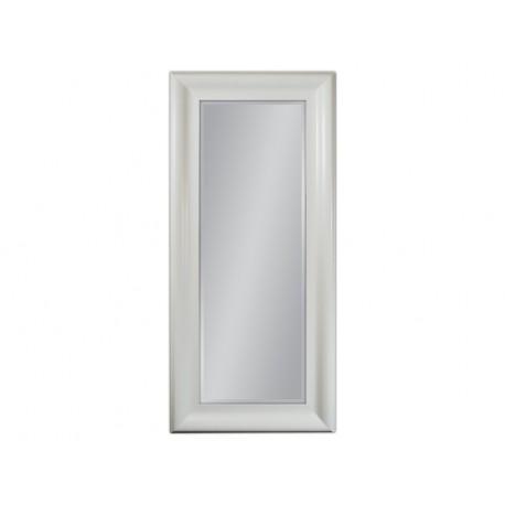 Lustro biała rama 80x180cm
