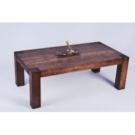 Mokka stolik kawowy z litego drewna