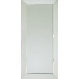 Lustro ozdobne lustrzana rama  80x180 cm