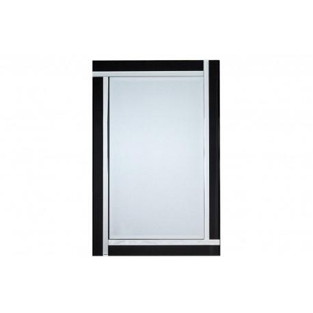 Nowoczesne lustro ozdobne 60x90cm