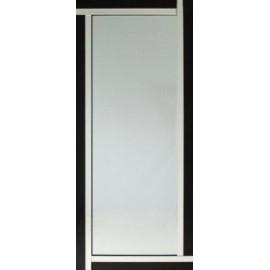 Lustro w nowoczesnej ramie 80x180xm