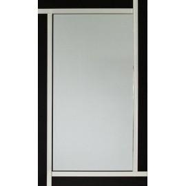 Nowoczesne lustro w ozdobnej ramie 90x150cm