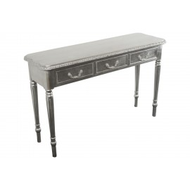 Elegancka komódka srebrny kolor  M-69A 120x40x76