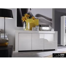 Elegancka komoda Malia model III kolor biały