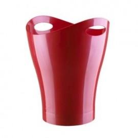 Kosz mini Garbini czerwony