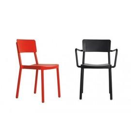 Krzesło LISBOA Red