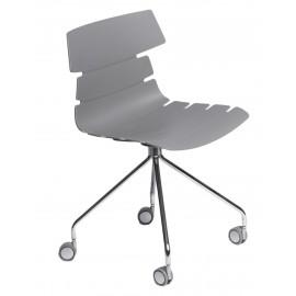 Krzesło Techno Roll szare