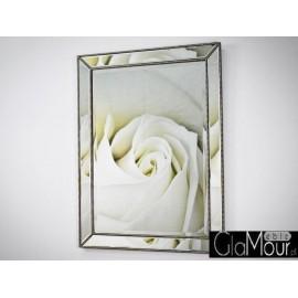 Nowoczesne lustro lustrzana rama LW-1094 76x101cm