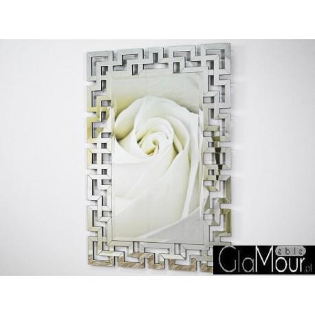 Eleganckie lustro LW-1066 80x120cm grecki design