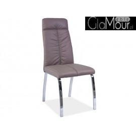 Krzesło Igor do jadalni kolor ciemny beż
