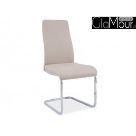 Krzesło H-615 kolor cappuccino