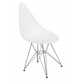 Krzesło Rush DSR białe