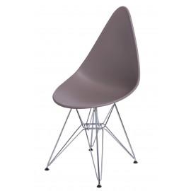 Krzesło Rush DSR szare