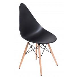 Krzesło Rush DSW czarne