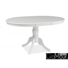 Stół Olivia w kolorze białym