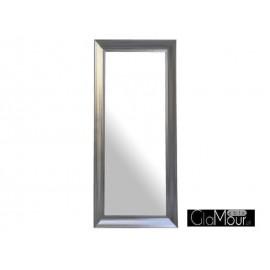 Lustro Horizon silver 180x80cm