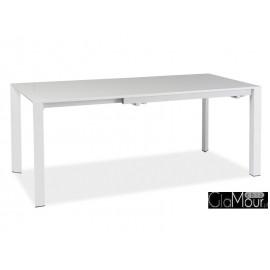 Stół Lugano kolor biały lakier