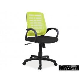 Fotel obrotowy Q-073 czarny