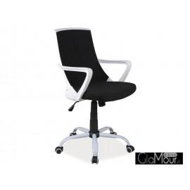 Fotel obrotowy Q-248 czarny