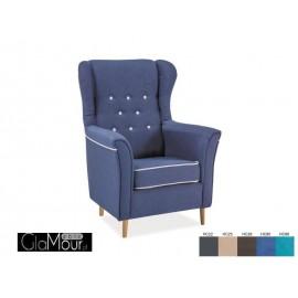 Fotel Ralph do salonu