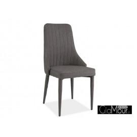 Krzesło Ara kolor szary