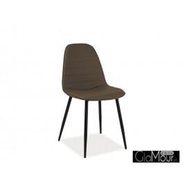 Krzesło Teo B w kolorze latte