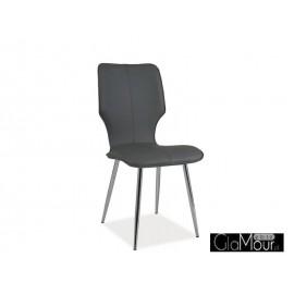 Krzesło H-676 kolor mokka