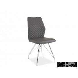 Krzesło H-604 kolor grafitowy