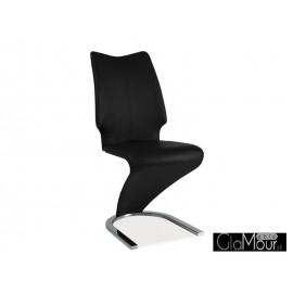 Krzesło H-050 kolor czarny