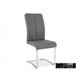 Krzesło H-543 kolor latte