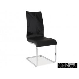 Krzesło H-791 kolor czarny