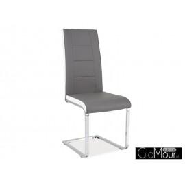 Krzesło H-629 kolor latte