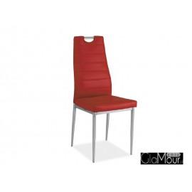 Krzesło H-260 kolor brązowy