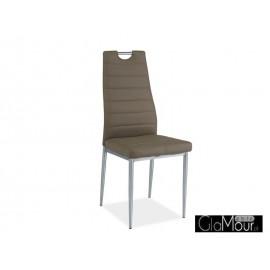Krzesło H-260 kolor biały
