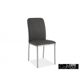 Krzesło H-623 kolor ciemny beż