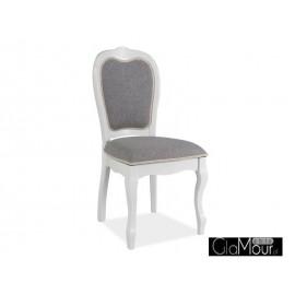 Krzesło PR-SC kolor szary/bialy