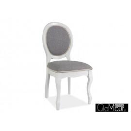 Krzesło FN-SC kolor szaro-biały
