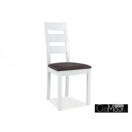 Krzesło CB-44 kolor szaro-biały