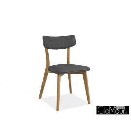 Krzesło Karl kolor szary