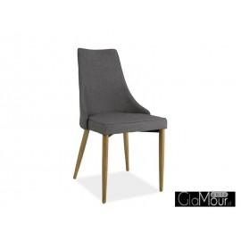 Krzesło Sand kolor szary