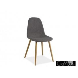 Krzesło Rubi koor szary