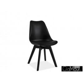 Krzesło Kris II kolor biały