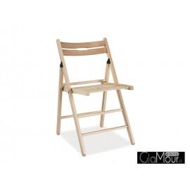 Krzesło Smart kolor naturalny