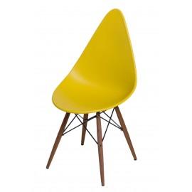 Krzesło Rush DSW oliwkowe/dark