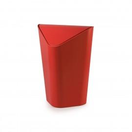 Kosz na śmieci Corner czerwony