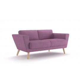Sofa Atla 150cm fioletowa jasna