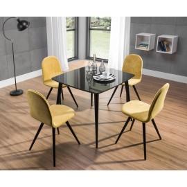 Stół Essai stół nowoczeny 90x90 skanynawian design
