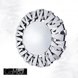 Okrągłe lustro Ness