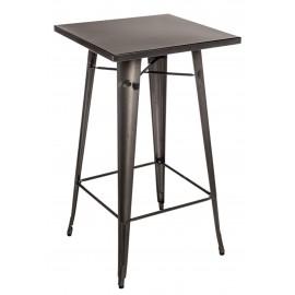 Stół barowy Paris metaliczny